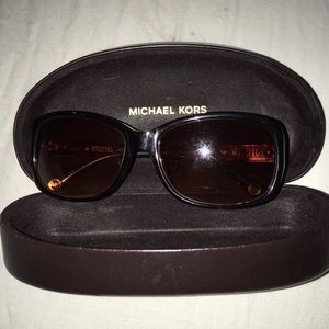 Michael Kors Sunglasses In a Hardshell Case